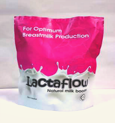 Penambah Susu Ibu, Lactaflow Milk Booster, mps pharmacy