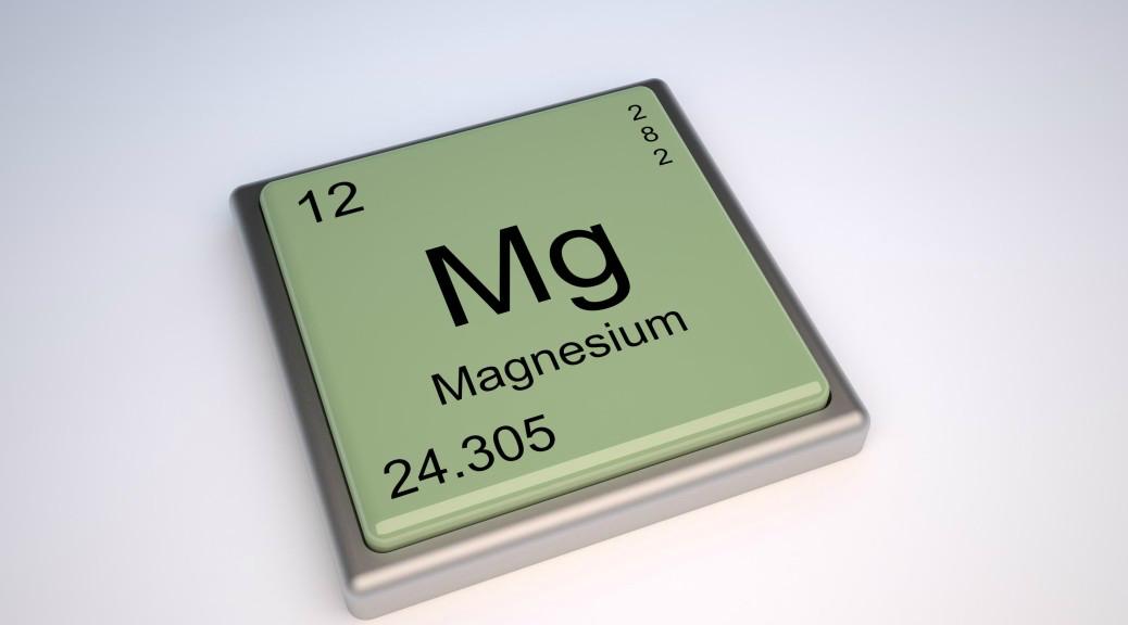 Keistimewaan Magnesium